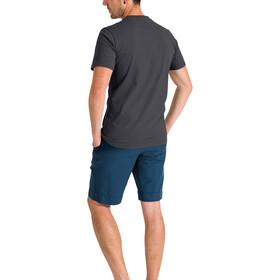 VAUDE Cyclist V Camiseta Hombre, iron uni